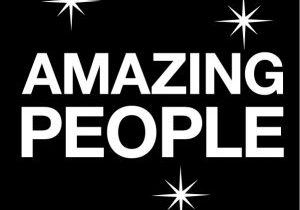 AmazingPeople-white text black background
